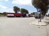 Millores a l'aparcament de camions del polígon Cal Gordi Cal Català