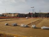 Més aparcament i un nou espai verd al polígon industrial Congost